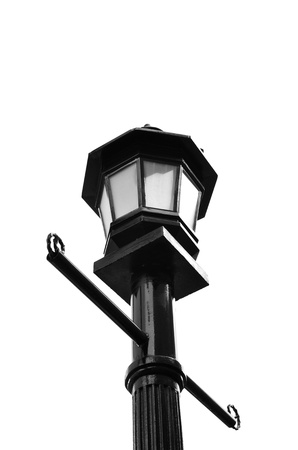 lamp in italian style photo