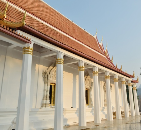 Thai Temple Stock Photo - 13589099