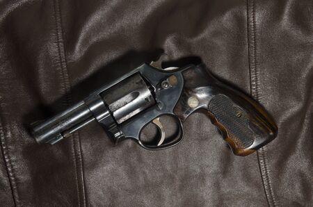 A shotgun Revolvers photo