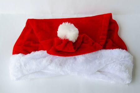 Santa Claus hat photo