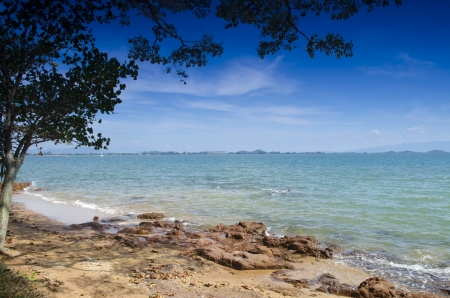 untouched: Untouched tropical beach