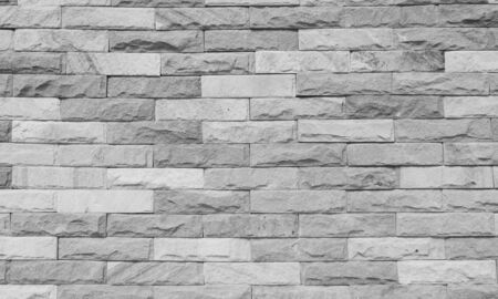 Stone wall background in black and white Stock Photo - 17945165