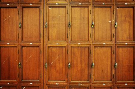 Old Cabinets Stock Photo - 17980026