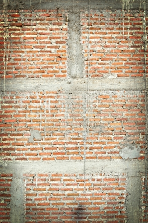 a texture of brick wall background photo