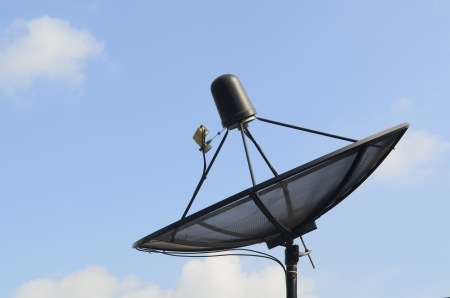 satellite dishes antenna Stock Photo - 19132316