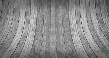 Abstract Wood background in black and white photo