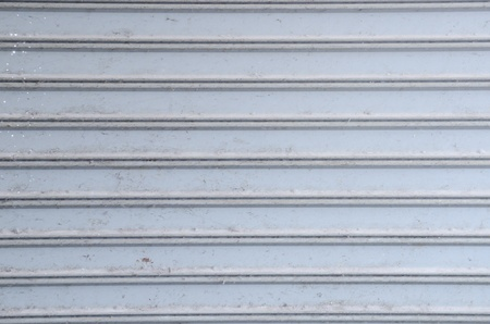 rusty corrugated iron metal texture Stock Photo - 20485952