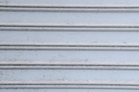rusty corrugated iron metal texture Stock Photo - 20485960