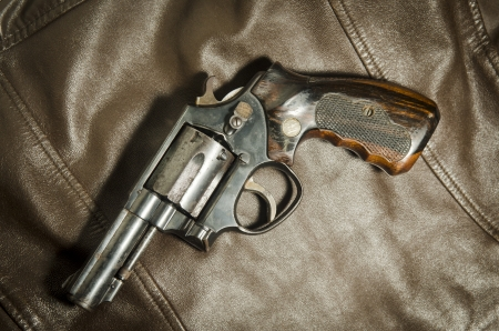 the brown old revolvers photo