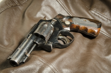 38: the brown old revolvers