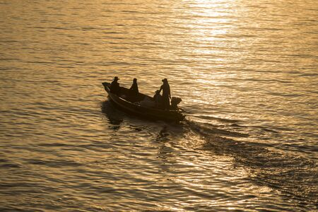 trawler: Fishing in the Caribbean - Fishing boat - trawler in Trinidad and Tobago