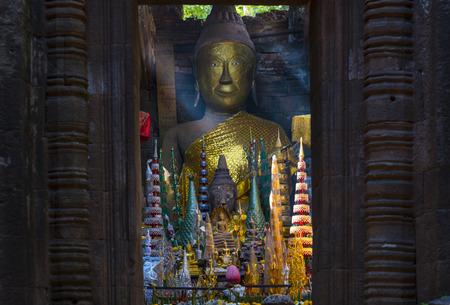 phu: Vat Phou or Wat Phu temple