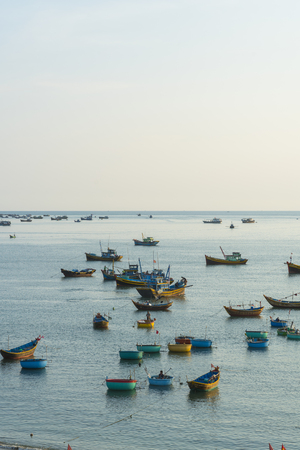 ne: Fishing village in Mui Ne, Vietnam, Southeast Asia