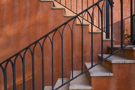 collina: part of Italian style house
