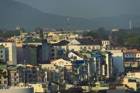 editorial: Vietnamese city of Da Lat, Editorial image. February 2, 2016