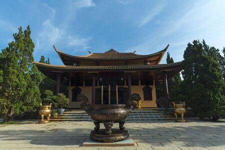 reincarnation: Truc Lam Zen Monastery - Da Lat, Vietnam