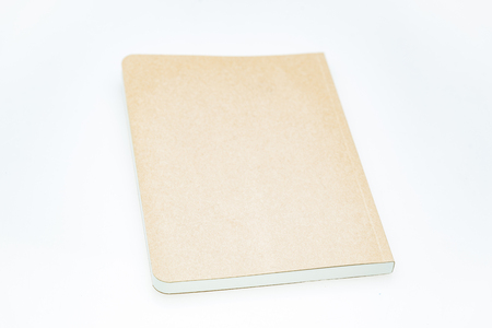 book isolated: Book isolated Stock Photo