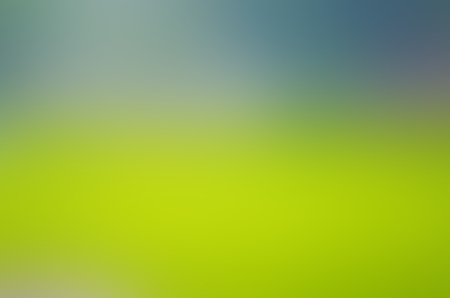 Soft, blurry, photographed bokeh background of greens and yellows from nature.
