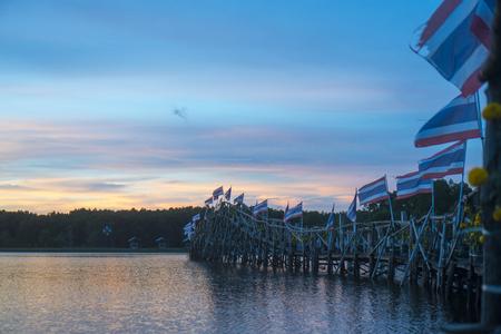 Thailand nature lake