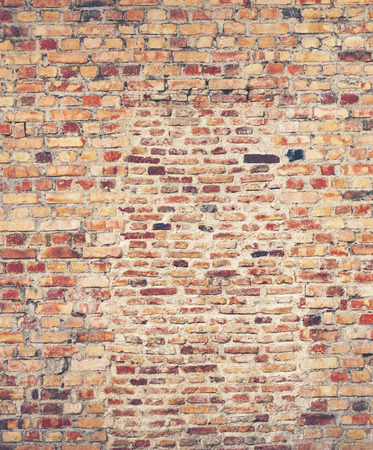 old brick wall texture background Reklamní fotografie