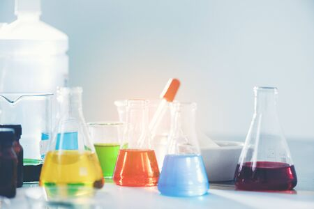 Research on alternative energy Chemical Laboratory for Energy Development