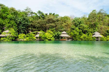 kood: Tropical beautiful beach on the island Koh Kood, Thailand
