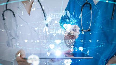 Medical technology concept. Reklamní fotografie