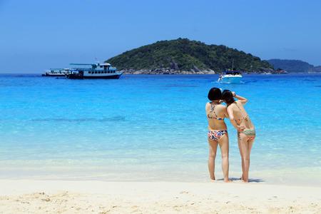 Travel to Similan Islands photo