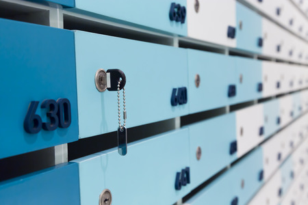 missive: Mail and parcels in a condominium