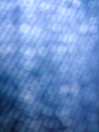 Abstract light bokeh background from jeans texture Stock Photo - 21324586