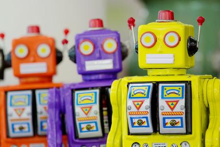ビンテージ ロボット玩具