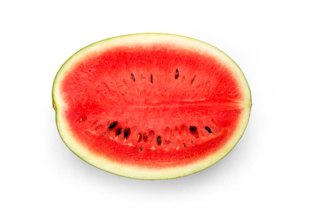 Watermelon on isolated  Stock Photo