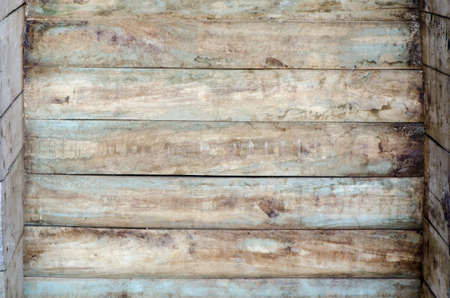 the brownish wooden box texture with natural patterns photo