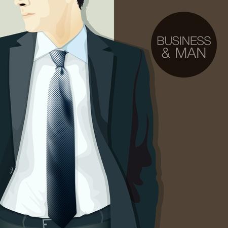Geschäftsmann insuit
