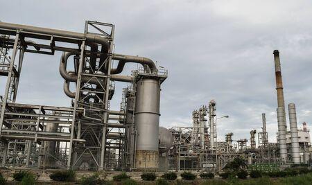 estate: industrial estate gas production Editorial