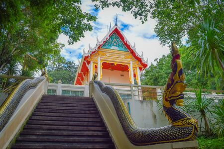 jade buddha temple in Thailand Stock Photo