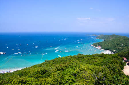 koh larn island  pattaya city Thailand Фото со стока