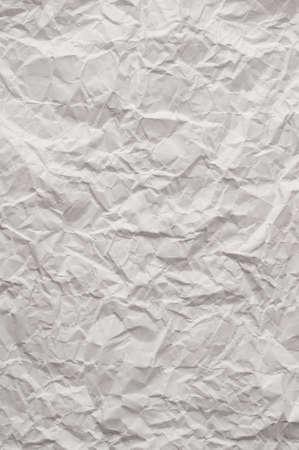 紙を丸めて