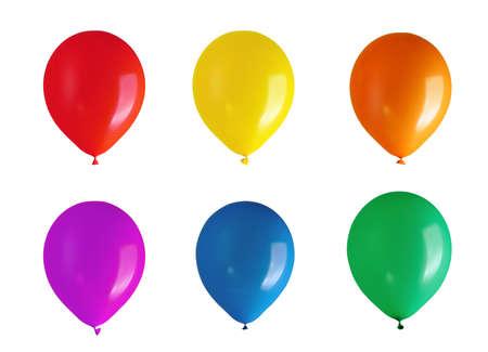 Les ballons de fête pour enfants Banque d'images - 20718368
