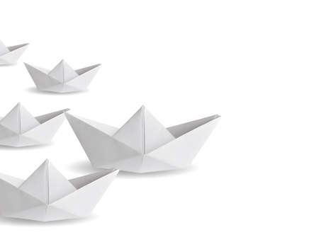 winner paper ship