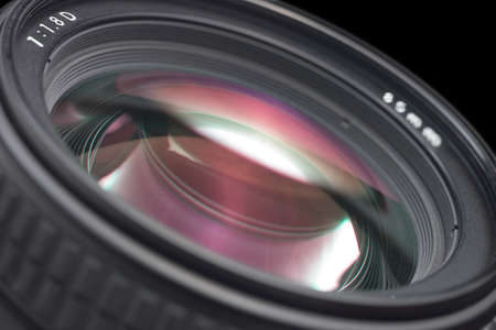 photographic: Closeup of a photographic lens