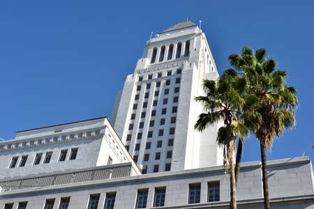 City Hall Los Angeles Kalifornien