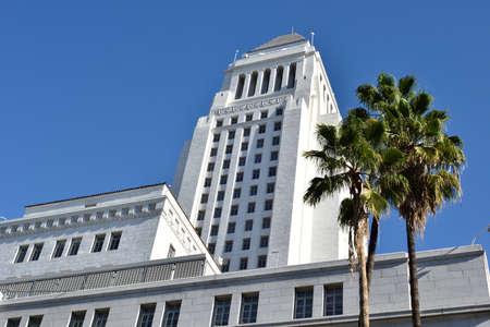 City Hall Los Angeles Kalifornien