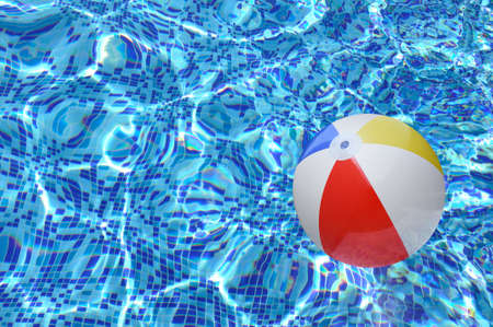 Beach Ball In Pool Intended Beach Ball In Swimming Pool Stock Photo 61157677 Ball In Swimming Pool Photo Picture And Royalty Free