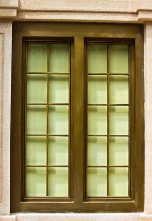 ventana abierta interior: marco