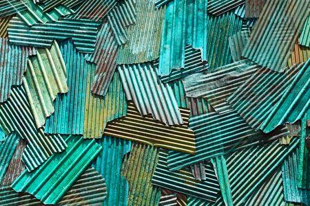 galvanize: material