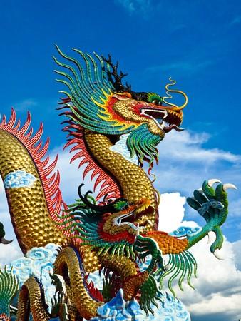 chinatown: dragon