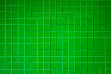 green wall photo