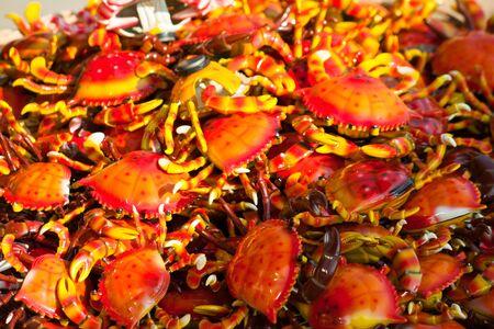 crab legs: crabs Stock Photo