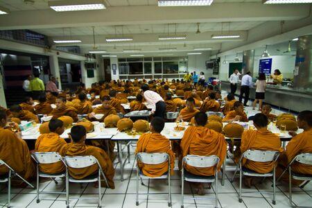 religio life in Thai